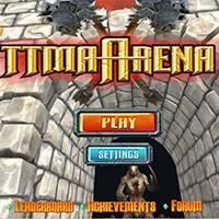 Игра ТТМА Арена онлайн