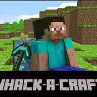 Игра Кликер: whack a craft онлайн