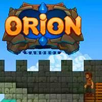 Игра Orion sandbox 1 онлайн